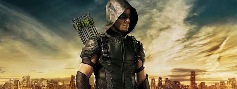 The CW закрывает сериал «Стрела» на 8 сезоне