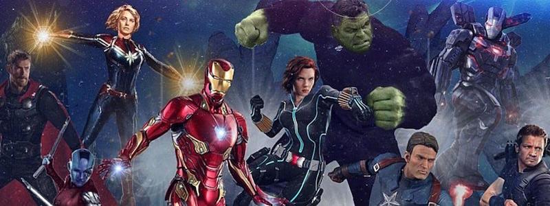 Мстители 4 Twitter: Новый герой появится в «Мстителях 4: Финал». Это Черный