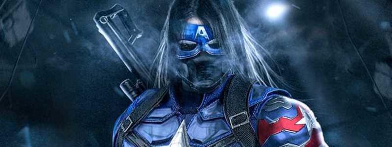 Как Киану Ривз выглядит в роли Зимнего солдата из Marvel