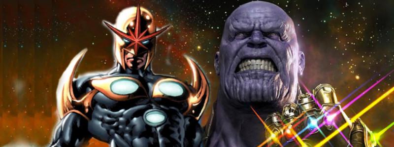 Легендарный Нова появится в «Мстителях 4: Финал»?