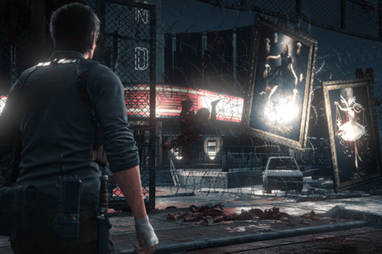В The Evil Within 2 есть режим от первого лица. Как его включить