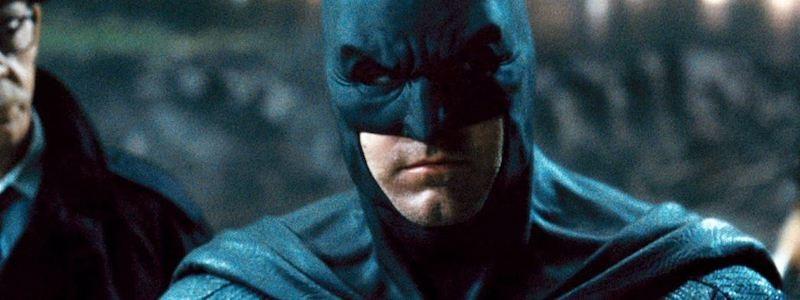Бэтмен на свежем кадре режиссерской версии «Лиги справедливости»