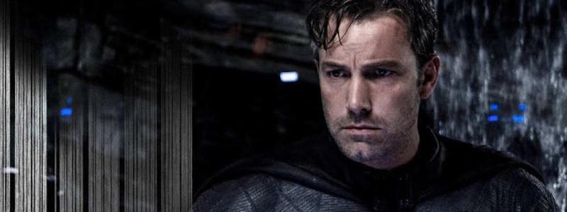 Бен Аффлек покинул роль Бэтмена в киновселенной DC