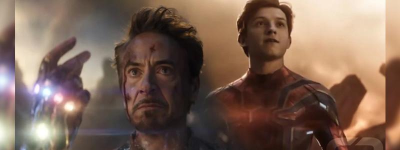 Человек-паук улучшил историю Железного человека в MCU