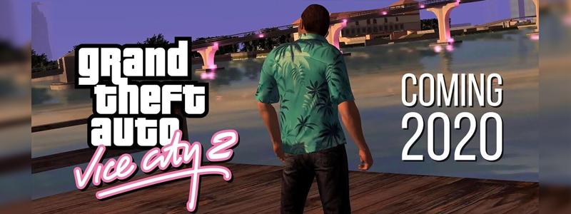 Появились кадры GTA: Vice City 2