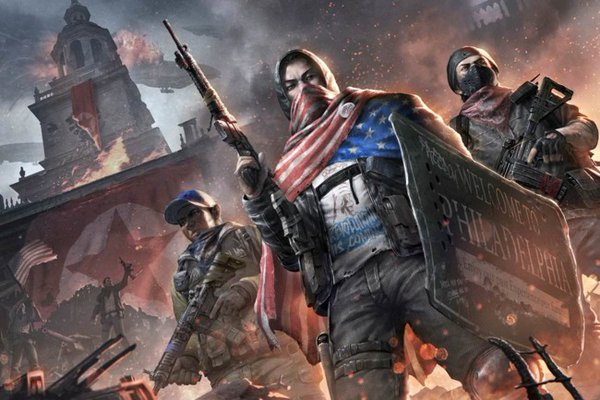 Получи Homefront: The Revolution бесплатно