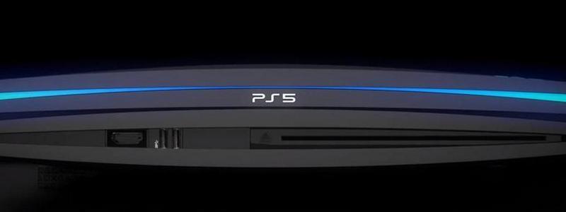 PlayStation 5 показали на видео