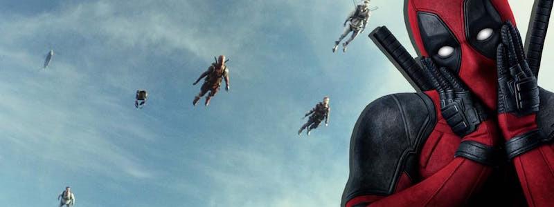 «Дэдпул 2» стал самым успешным фильмом «Люди Икс»