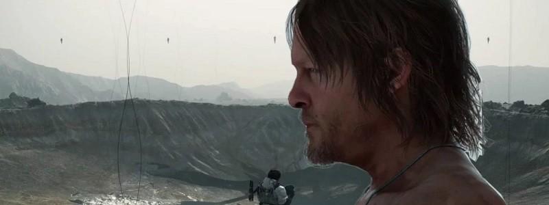 Death Stranding выйдет на PlayStation 5