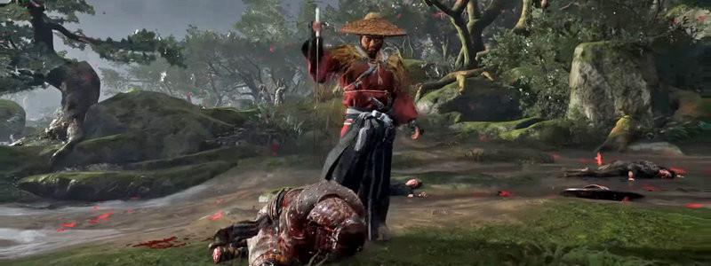 Разработчики Ghost of Tsushima заставили волноваться фанатов PS4