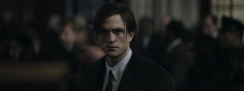 Официальный трейлер фильма «Бэтмен» (2021) с мрачным Паттинсоном