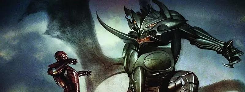 Дракон Фин Фан Фум появится в «Стражах галактики 3»?