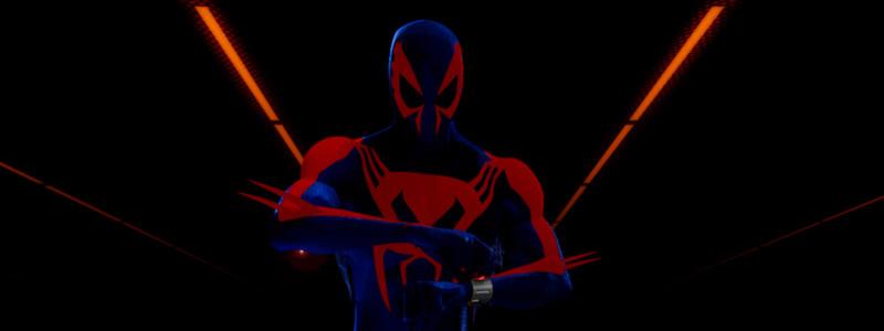 Новый тизер сиквела «Человека-паука: Через вселенные»