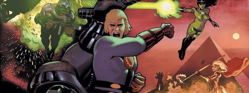 Marvel начали съемки нового фильма «Вечные»
