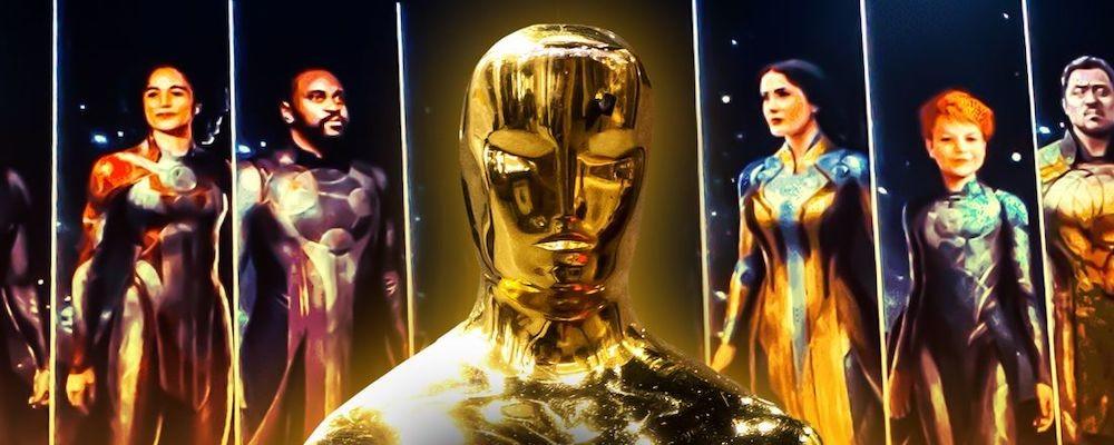 «Вечные» от Marvel могут побороться за «Оскар» с «Дюной»