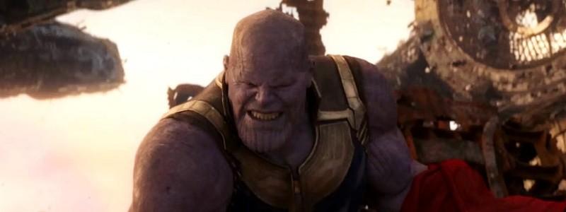 Раскрыто, кто научил Таноса убивать