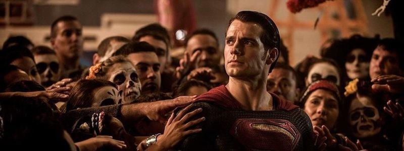 Генри Кавилл сыграет Супермена в нескольких фильмах DC