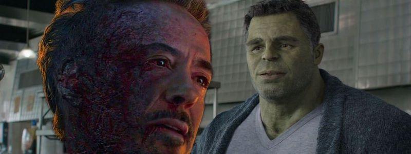 Удаленная сцена «Мстителей: Финал» раскрыла, где был Халк во время смерти Тони Старка