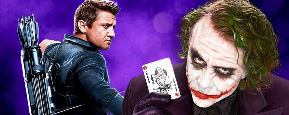«Соколиный глаз» может ввести Marvel собственного Джокера в MCU