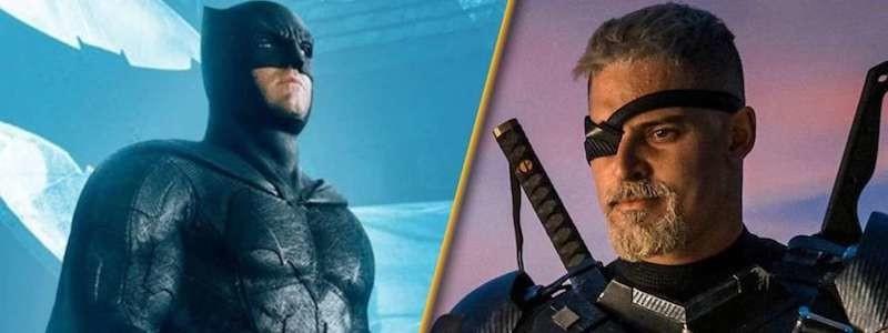 Тизер союза Бэтмена и Детстроука в киновселенной DC
