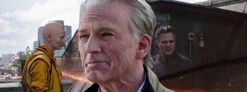 Стив Роджерс мог дважды изменить таймлайн MCU после «Мстителей: Финал»