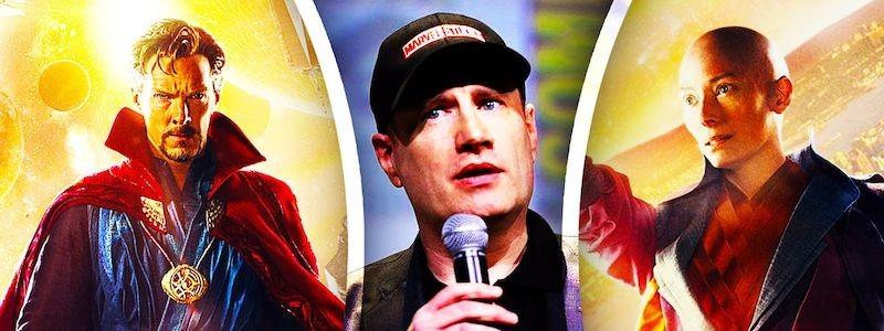 Marvel жалеют, что выбрали Тильду Суинтон на роль Старейшины