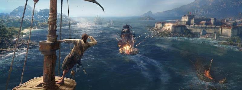 СМИ: Ubisoft снова переделывают свой пиратский экшен Skull and Bones