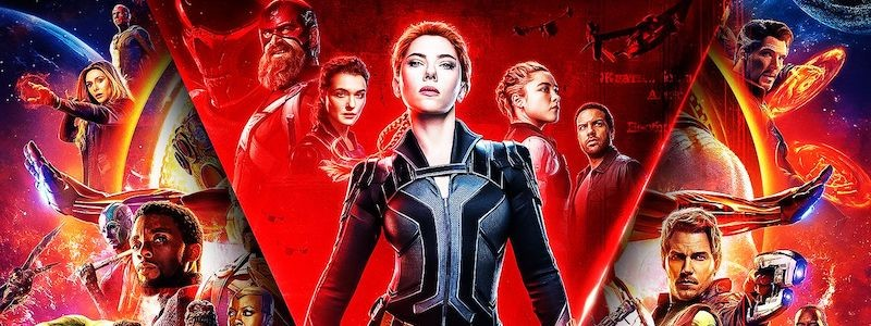 Подтверждена связь «Черной вдовы» с «Мстителями: Война бесконечности»