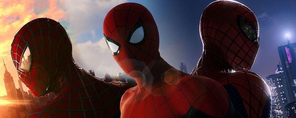 Раскрыты костюмы Тоби Магуайра и Эндрю Гарфилда в «Человеке-пауке 3»