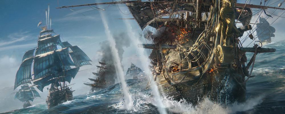 Skull & Bones от Ubisoft - как потратить 120 миллионов долларов впустую