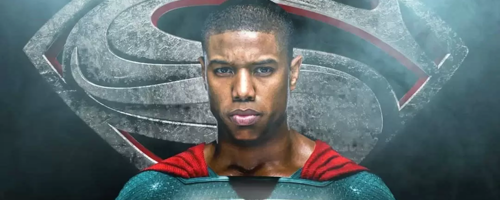 Майкл Б. Джордан сделает сериал про Супермена для HBO Max