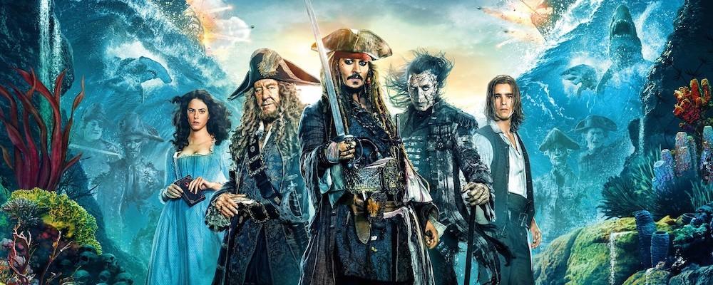 СМИ: новые «Пираты Карибского моря» могут не выйти в кинотеатрах