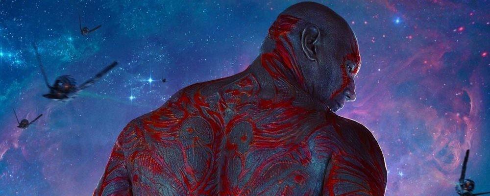 Дэйв Батиста тизерит конец истории Дракса в «Стражах галактики 3»