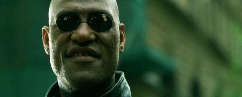 Как Лоуренс Фишборн может появиться в «Матрице 4: Воскрешение»