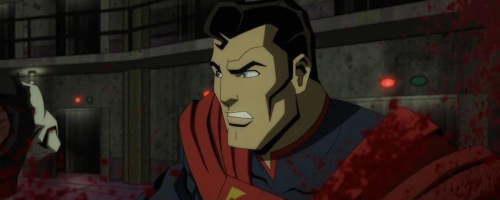 Появился трейлер экранизации Injustice от DC без цензуры
