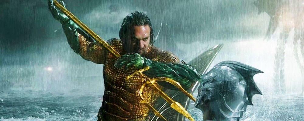 DC заменили одного из актеров для фильма «Аквамен 2: Затерянное королевство»