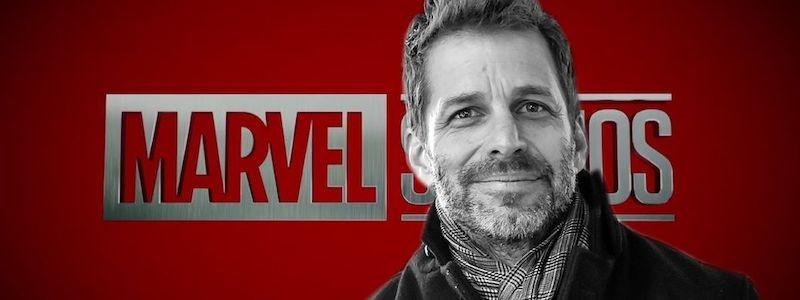 Зак Снайдер назвал любимых героев Marvel