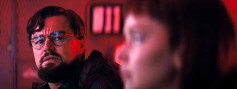 Раскрыто, как Леонардо ДиКаприо согласился на роль в фильме «Не смотри вверх»