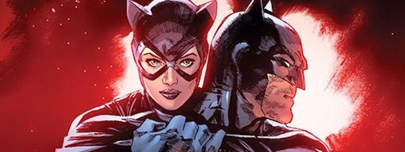 DC показали новый костюм дочери Бэтмена и Женщины-кошки