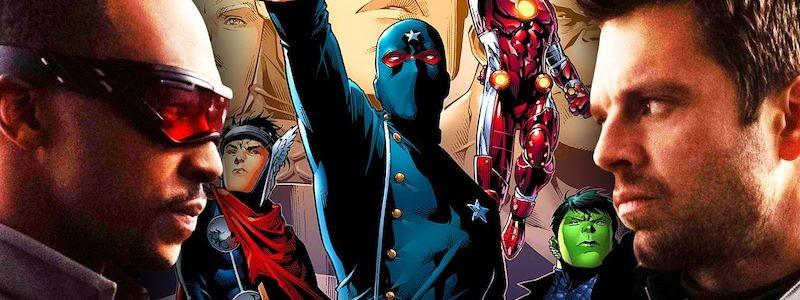 Юный Мститель появится в сериале «Сокол и Зимний солдат»