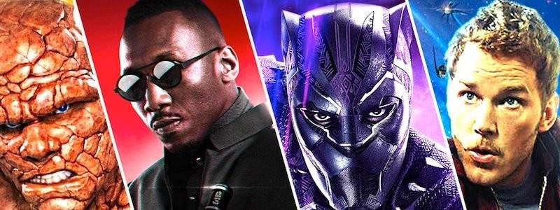 Инсайдер раскрыл список фильмов Marvel за 2023 год