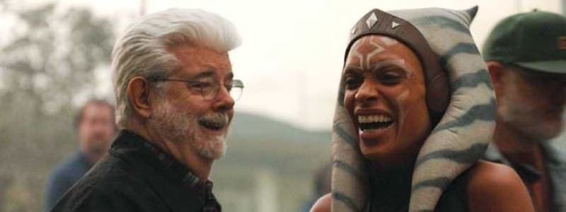 Джордж Лукас потерял контроль над «Звездными войнами»