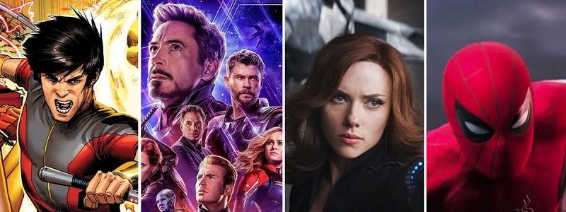 У Marvel есть 5 нераскрытых фильмов до конца 2023 года