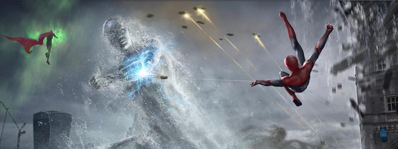 Гидромен мог быть совсем другим в киновселенной Marvel