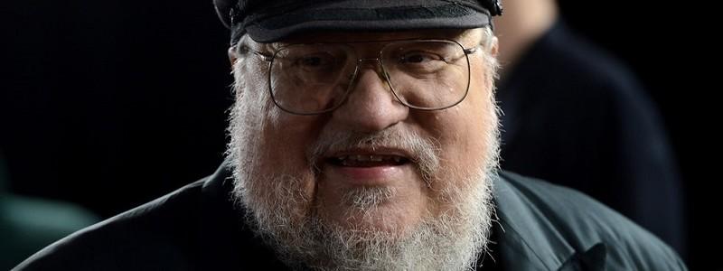Автор «Игры престолов» отказался называть дату выхода книги «Ветра зимы»