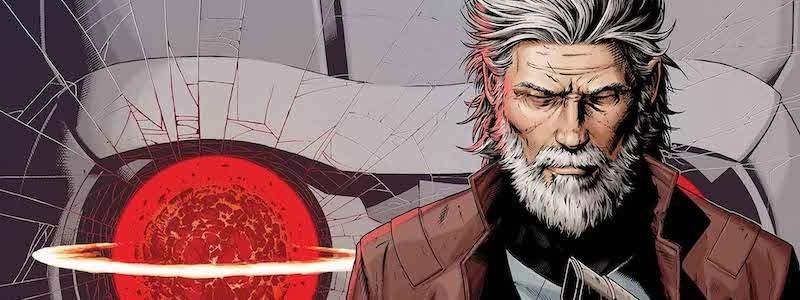 Marvel показали трейлер истории про старого Стар Лорда из Стражей галактики