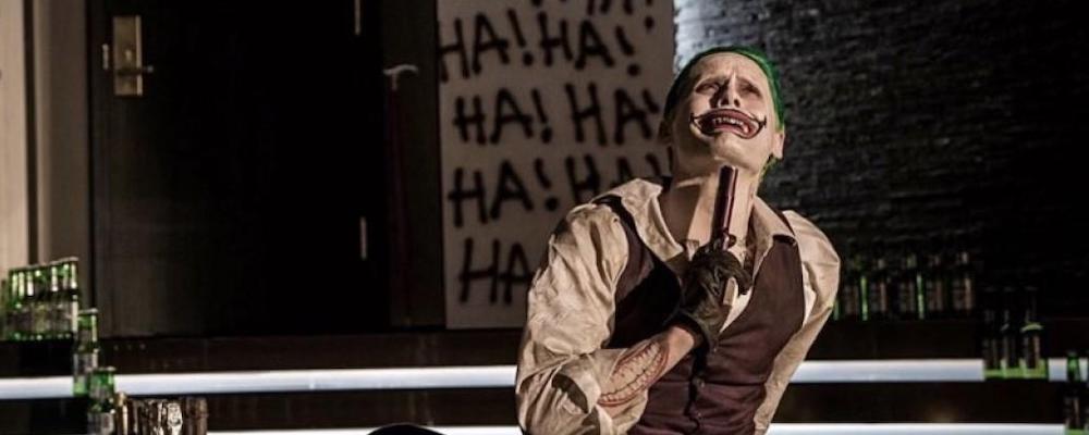 Джокер на новом кадре вырезанной сцены «Отряда самоубийц»