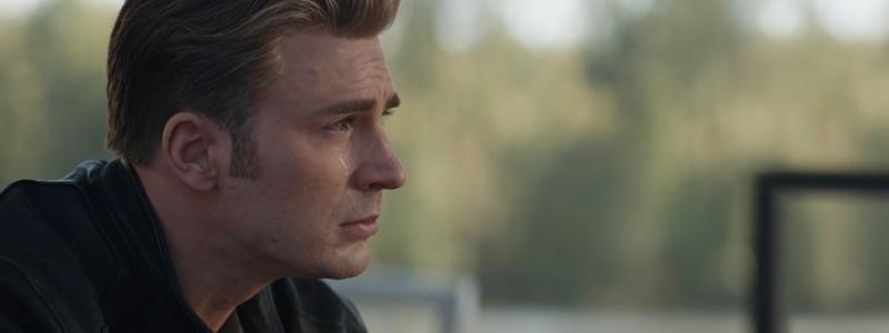 Фото Криса Эванса с последнего дня съемок «Мстителей: Финал»