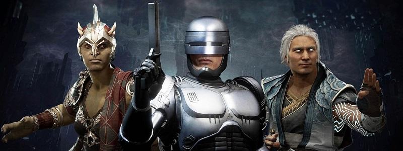 Раскрыты новые персонажи Mortal Kombat 11