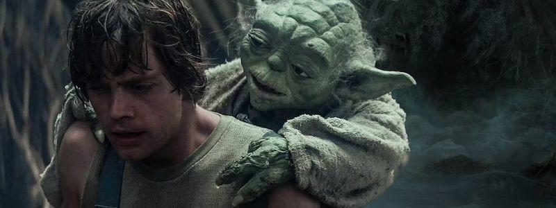 Раскрыто, сколько Люк Скайуокер пробыл на Дагобе в «Звездных войнах 5»